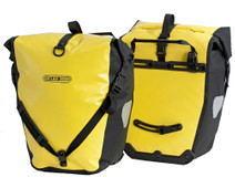 Ortlieb Back-Roller Classic QL2.1 Yellow/Black (pair)
