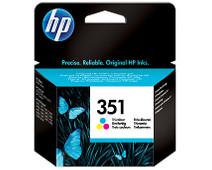 HP 351 Cartridge Color