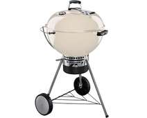 Weber Master Touch 57cm GBS Ivory