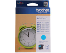 Brother LC-125XLC Cyan (blue)