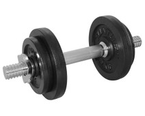 Tunturi Dumbbell 1x 10 kg