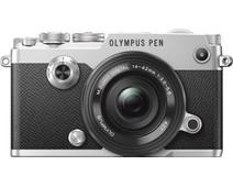 Olympus PEN-F Silver + 14-42mm