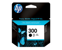 HP 300 Cartridge Black
