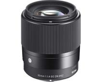 Sigma E 30mm f/1.4 DC DN C