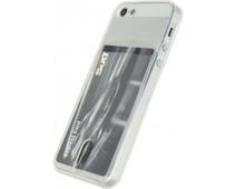 Xccess TPU Card Case Apple iPhone 5/5S/SE Transparant