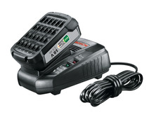 Bosch Battery 18V 2,5Ah Li-Ion incl. Quick charger