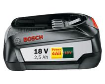 Bosch Accu 18V 2,5Ah Li-Ion