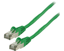 Valueline Netwerkkabel UTP CAT5e 10 meter Groen