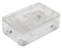 Raspberry Pi Case 3 B 2 B Clear