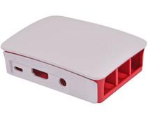Raspberry Pi Case 3 B 2 B Rood Wit