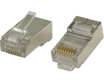 Valueline STP CAT6 Network Plug 10 Units