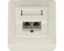 Valueline RJ45 socket outlet
