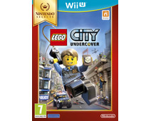 LEGO CITY: Undercover Select Wii U