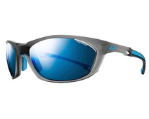 Julbo Race 2.0 Matt Translucent Grey/Blue Polarized 3+