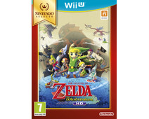 The Legend of Zelda: The Wind Waker HD Select Wii U