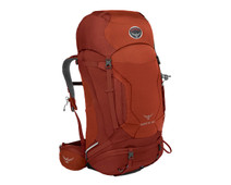 Osprey Kestrel 68 Dragon Red - S/M