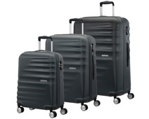 American Tourister WaveBreaker Set A 3 Pieces Night Shade