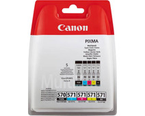 Canon PGI-570/CLI-571 Cartridges Combo Pack