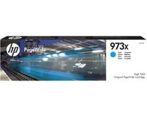 HP 973X Toner Cyaan