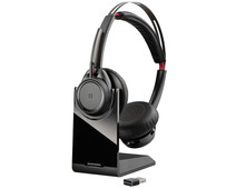 Poly Voyager Focus B825-M Bluetooth With Base Station