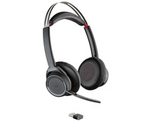 Poly Voyager Focus B825-M Bluetooth Office Headset