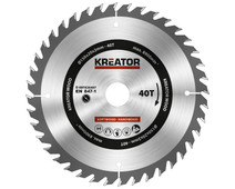 Kreator Saw Blade for Wood 150x20x2mm 40T