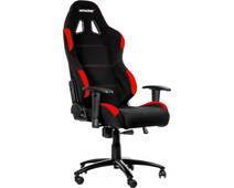 AKRacing Gaming Chair Zwart / Rood