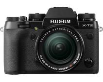 Fujifilm X-T2 Black + XF 18-55mm f/2.8-4.0 R LM OIS