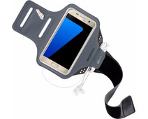 Mobiparts Comfort Fit Sports Bracelet Samsung Galaxy S7 Gray
