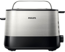 Philips Viva Collection HD2637/90 Zwart