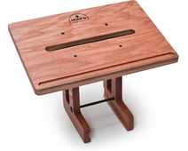 WaterRower Laptop & Tablet Support Natural Oak
