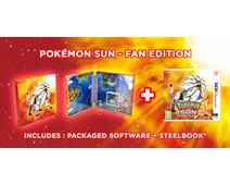 Pokemon Sun Steelcase Edition 3DS