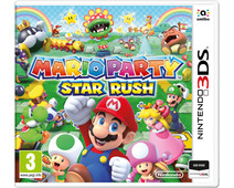 Mario Party: Star Rush 3DS