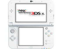 Nintendo 3DS XL Pearl White