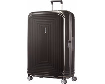 Samsonite Neopulse Spinner 81cm Metallic Black