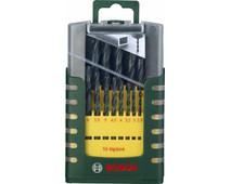Bosch 19-delige Borenset Metaal HSS-TiN