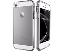 VRS Design Crystal Bumper Apple iPhone 5/5S/SE Zilver