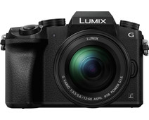 Panasonic Lumix DMC-G7MEG-K + 12-60mm