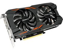 Gigabyte GeForce GTX 1050 Ti Windforce OC 4G