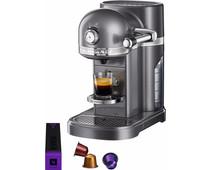 KitchenAid Nespresso 5KES0503 Tin Gray