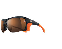 Julbo Trek Matt Black/Orange + Cameleon Lens