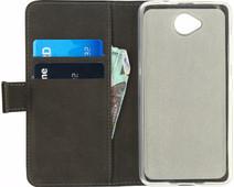Mobilize Gelly Wallet Book Case Microsoft Lumia 650 Zwart