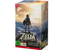 The Legend of Zelda: Breath of the Wild Switch Limited Edition