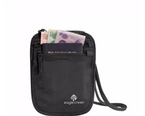 Eagle Creek Silk Undercover Neck Wallet Black