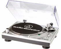 Audio-Technica AT-LP120USBHC Silver