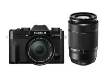 Fujifilm X-T20 Black + 16-50mm + 50-230mm IOS II