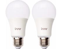 Innr White LED Light 9w Duo Pack