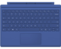 Microsoft Surface Pro Type Cover Qwerty Blauw