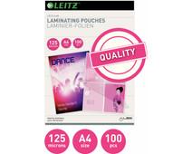 Leitz Lamineerhoes  A4 2X125 Eva (100 suks)
