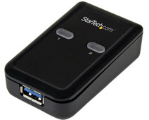 Startech 2-port 2-to-1 USB 3.0 Switch